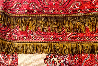 area rug fringe repair barrington il
